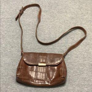 Liz Claiborne Crossbody Leather Purse